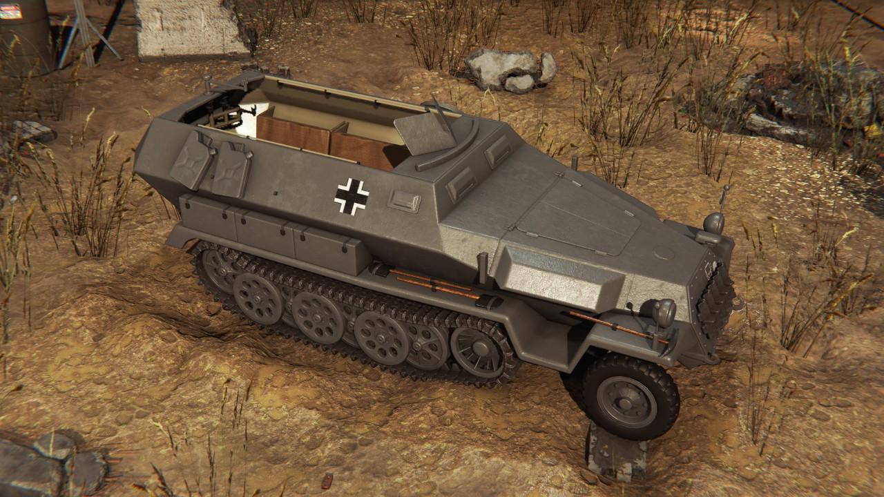 坦克修理模擬器是單機嗎 坦克修理模擬器可以聯機嗎