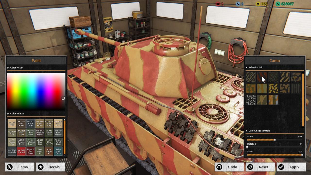 坦克修理模擬器在哪個平臺 坦克修理模擬器steam快速購買