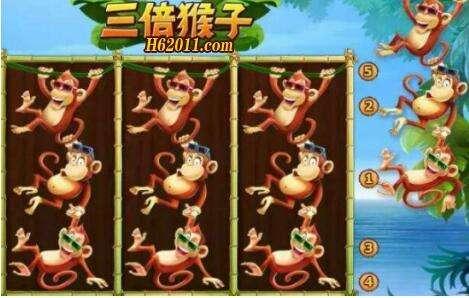 三倍猴子有什么技巧?一招搞定PT三倍猴子的规律