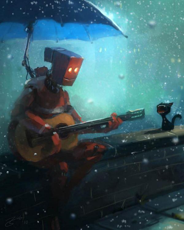 乐以道和 机器人塞斯加入《元能失控》小队!