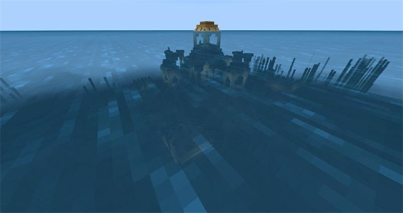 《我的世界》全新冒险玩法《天启之境:终与始》四大BOSS传奇故事