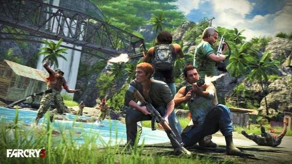 育碧发行游戏热卖中 孤岛惊魂系列史低促销中