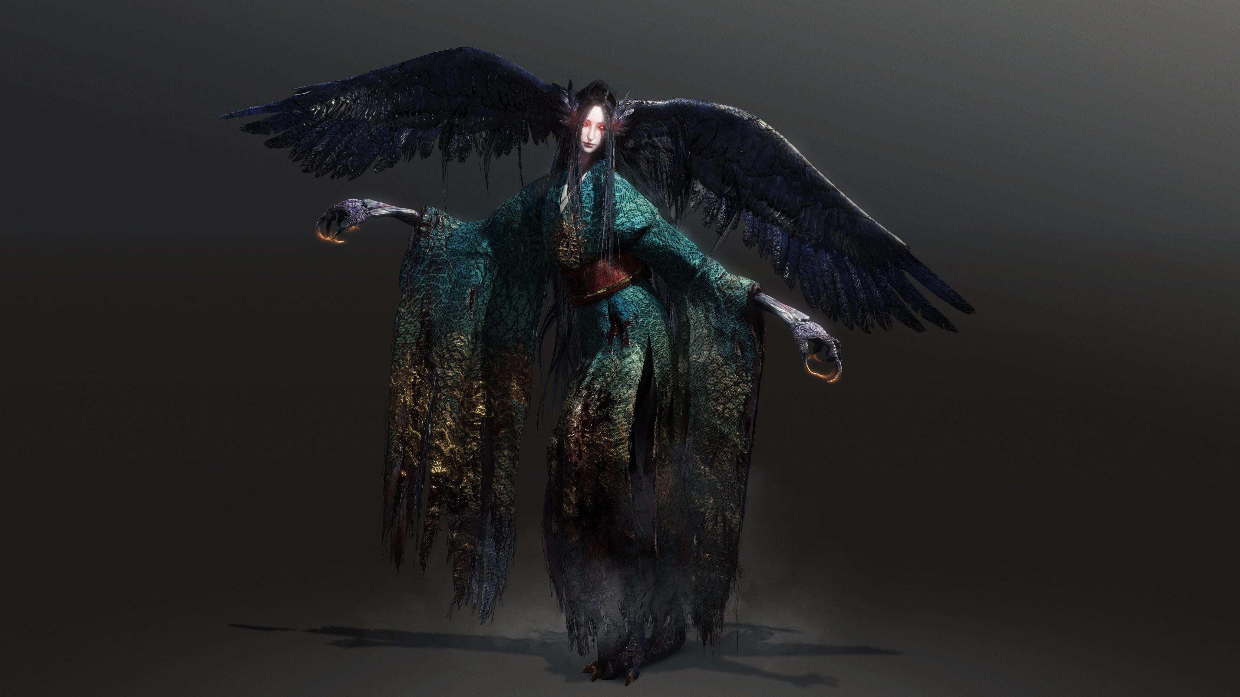 仁王2姑获鸟是什么 妖怪姑获鸟详细来历介绍