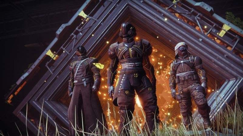 《命运2》全新传说遗失区域开放,奥斯里斯试炼进行中