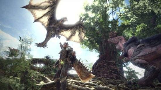 怪物猎人世界全屏时黑屏怎么办 游戏全屏时黑屏问题解决办法