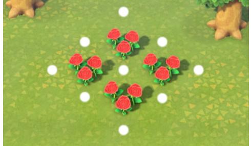 动物之森花卉杂交表 动物之森种出自己想要颜色的花方法