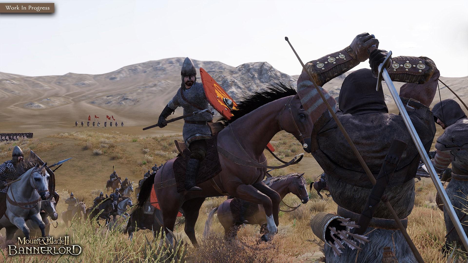 骑马与砍杀2领主怎么使用战术 骑砍2领主战术含义意思介绍