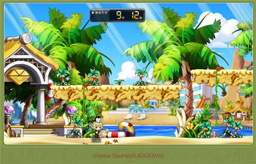 冒险大升级!《冒险岛》x《异世界四重奏》联动上线!