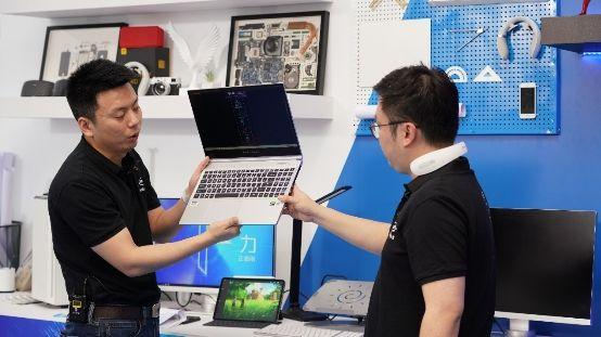 十代酷睿处理器战力加成,Machenike机械师线上直播刷新体验