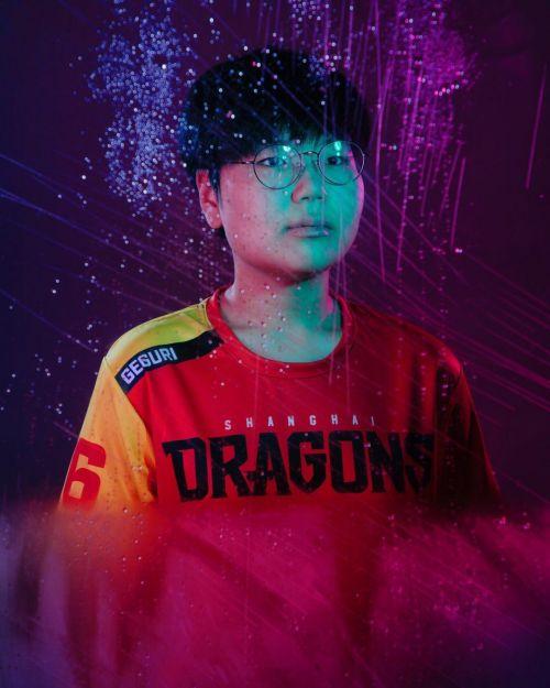 上海龙之队Geguri入选2020福布斯U30亚洲地区娱乐体育青年精英榜单