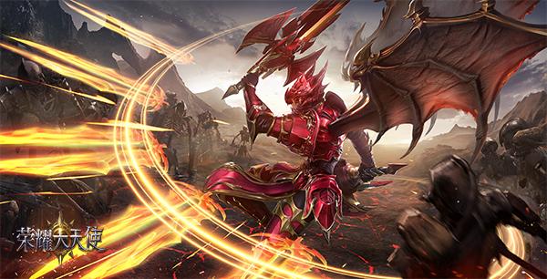 榮耀大天使-編年史揭秘,魔族入侵圣光覺醒