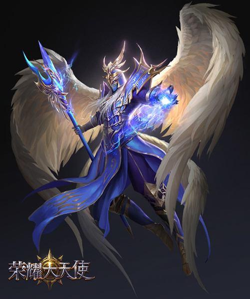 荣耀大天使-编年史揭秘,魔族入侵圣光觉醒