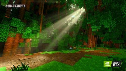 《我的世界》光线追踪Windows抢先体验版发布,光追效果惊艳数百万玩家