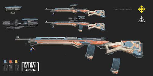 《生死狙击2》枪械配件系统揭秘 打造独一无二的专属武器