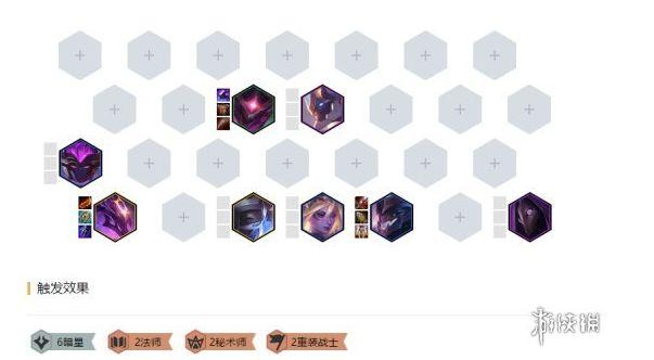 云顶之弈6暗星秘法阵容怎么运营 云顶之弈6暗星秘法阵容介绍