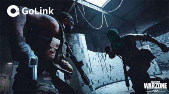 使命召唤:战区如何解决BB8报错代码?Golink加速器全面加速