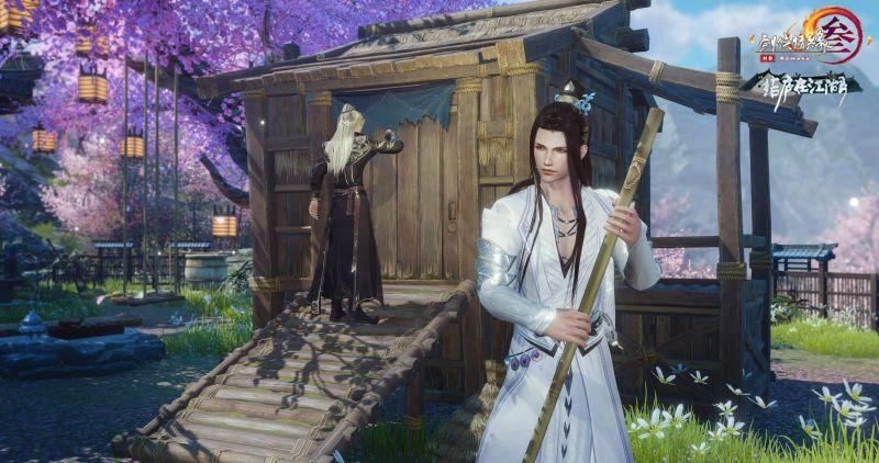 全方位还原居家生活 《剑网3》家园系统交互功能更新
