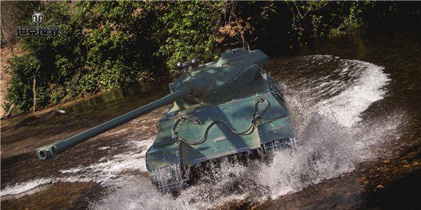 4K风景美如画《坦克世界》超大规模战场欣赏