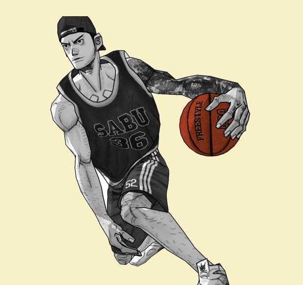 《街头篮球》知多少  FS的脚印旅行