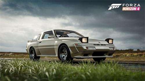 《极限竞速:地平线4》秋季赛全新车辆来袭,带你重回90年代