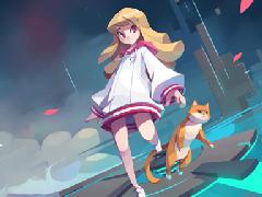 少女與貓的時間旅行,《Timelie》5.21 Steam正式發售