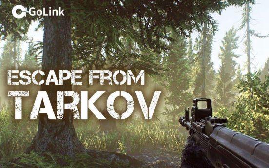 逃离塔科夫新手武器怎么选择?Golink加速器带您快速入门
