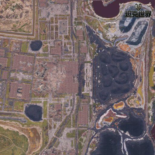费舍尔湾疯狂探险《坦克世界》地图新变革来袭