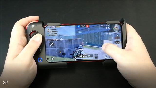 吃鸡王者神器随身携带 北通G2组合手柄助玩家秒变游戏大神