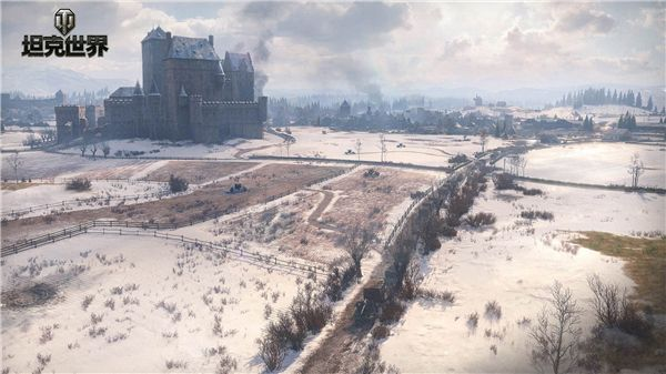 战场特效重构!《坦克世界》封测预下载即将开启