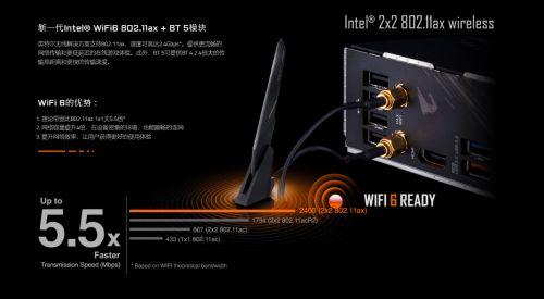 2K全能档,技嘉Z490 AORUS PRO AX助你玩转十代酷睿