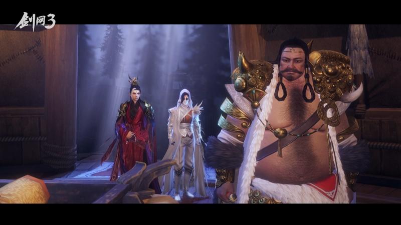 """幕后黑手究竟何人? 《剑网3》全新秘境""""范阳夜变""""剧情探秘"""