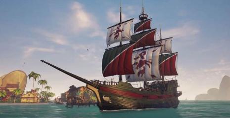 盗贼之海什么船最快  盗贼之海船只类型介绍