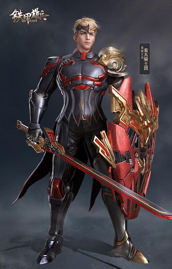 《铁甲雄兵》战票新赛季今日更新  赛季军团外观悉数登场