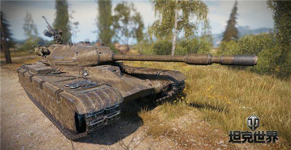 全新坦克矩阵来袭《坦克世界》深入B系坦克的前生今世