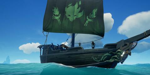 盗贼之海旗帜要怎么用 盗贼之海旗帜用法介绍
