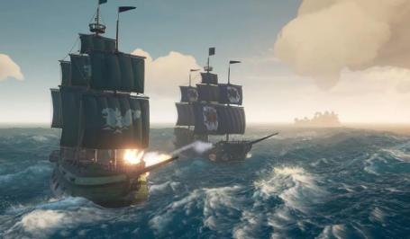 盗贼之海怎么破坏别人的船 登船破坏方法介绍
