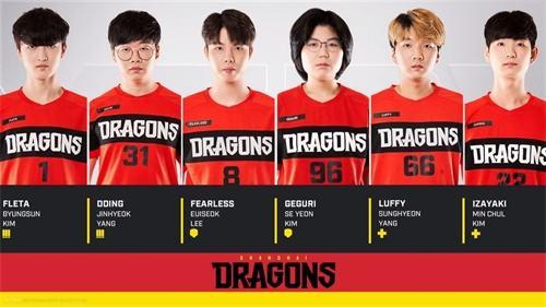 上海龙之队Week20战报:鏖战五局,让二追三