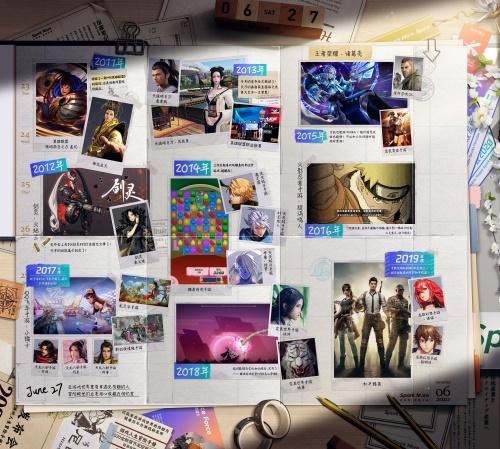 """腾讯游戏年度发布会""""冒险手册""""发布!6月27日约定你开启下一场冒险"""
