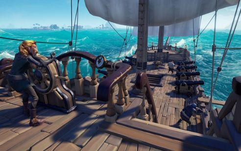 盜賊之海怎么打劫玩家 打劫技巧推薦
