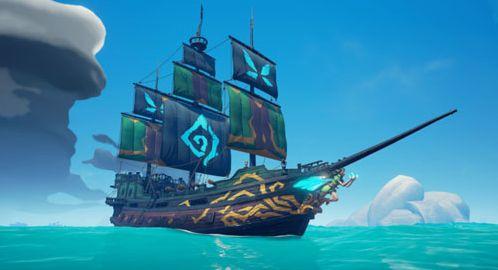盜賊之海怎么升級旗幟 升級旗幟方法介紹