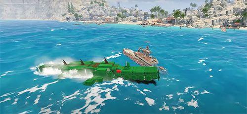 造船模拟游戏《沉浮》 脑洞大开斩获海外玩家
