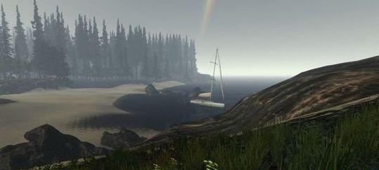 森林小岛东西据点在哪 the forest小岛东西据点位置介绍