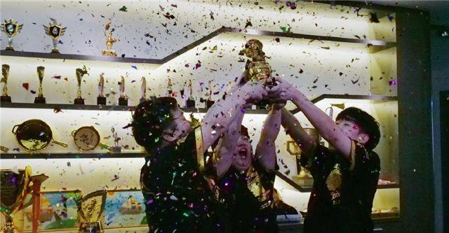 PCS1东亚洲际赛上半程结束,iFTY战队领跑积分榜
