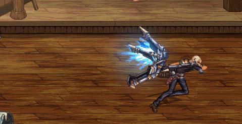 聚能擎天剑vs爆裂红焰 DNF100级史诗对比