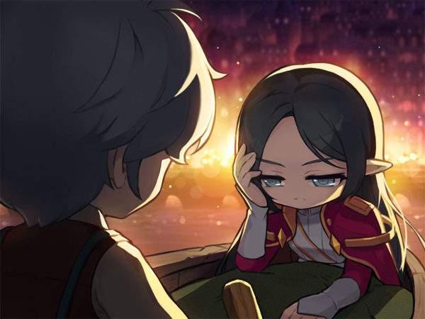 """《冒险岛》新职业""""御剑骑士""""阿黛尔奉使命召唤而来!"""