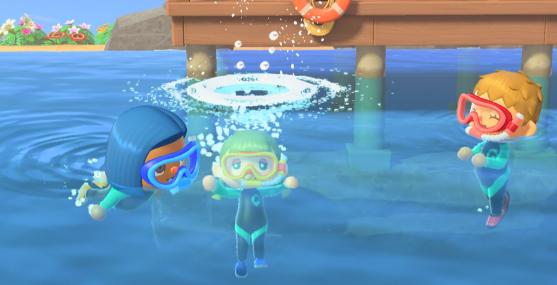 動物之森潛水衣在哪買 動物之森潛水衣購買方法