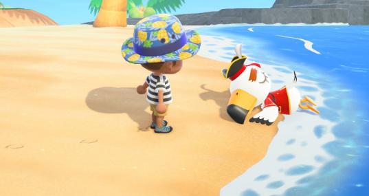 動物之森海盜呂游任務攻略 海盜要找的通信裝置在哪