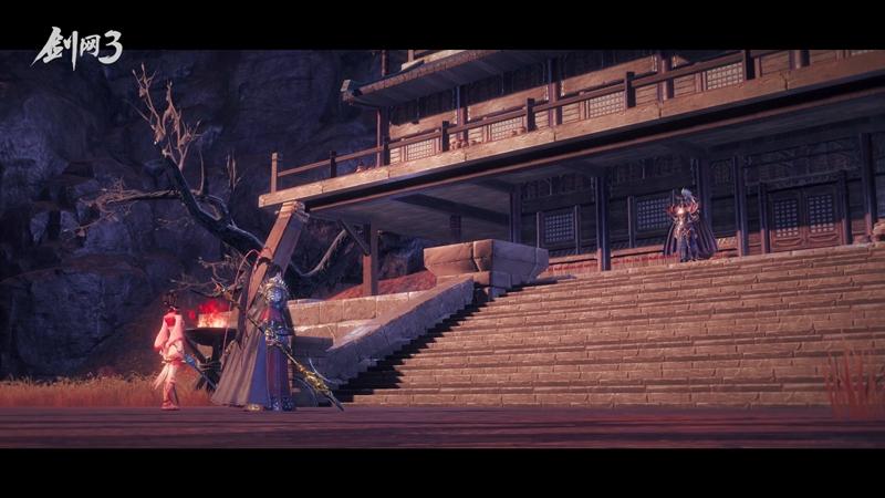 經典劇情大片來襲 《劍網3》巴蜀風云史詩重制