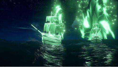 盜賊之海蒼龍在哪接 蒼龍任務攻略