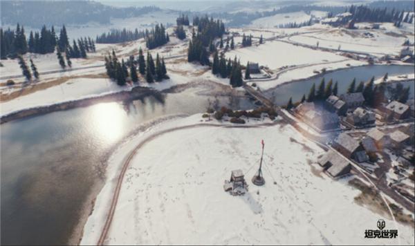 迎戰雪之荒野《坦克世界》戰場策略新變動